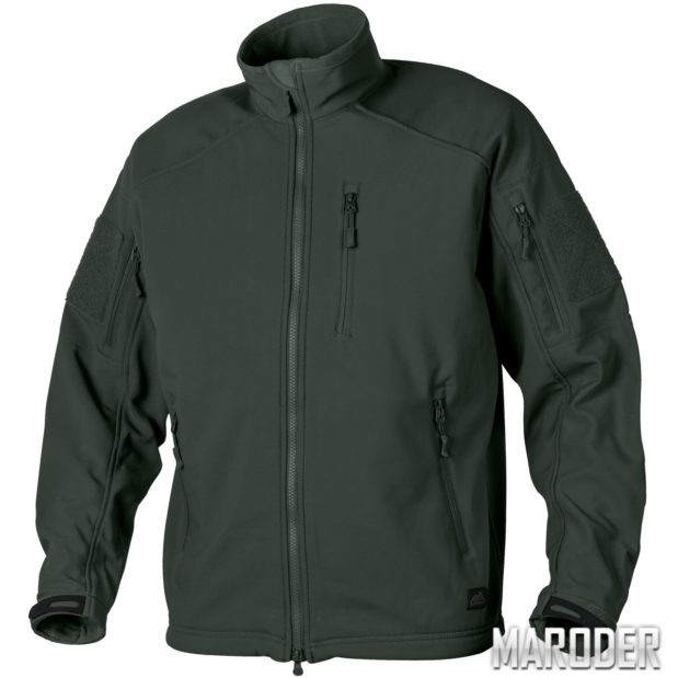 Куртка тактическая Soft Shell Delta Tactical Jungle Green