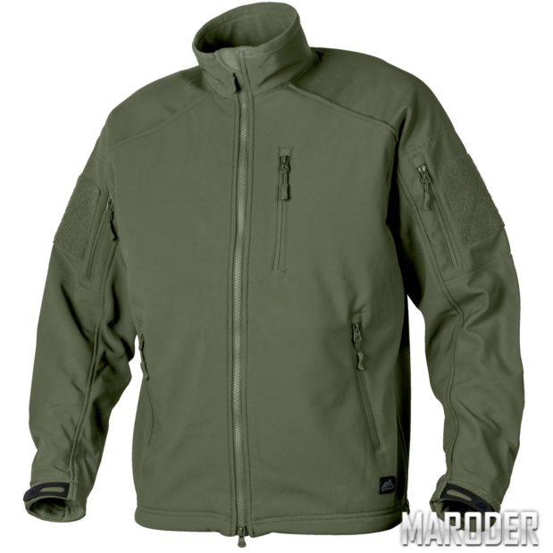 Куртка тактическая Soft Shell Delta Tactical Olive Green
