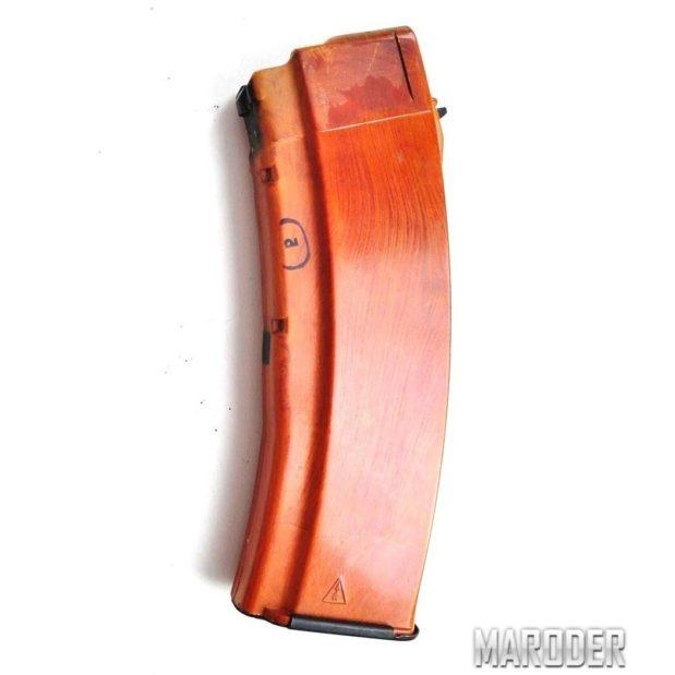 Магазин 5.45х39 на 30 патронов бакелит рыжий