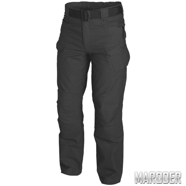 Тактические брюки Canvas UTP Black