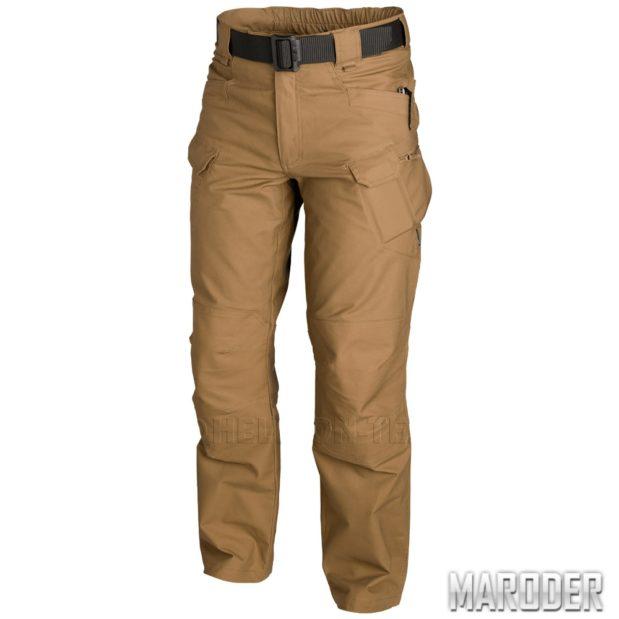 Тактические брюки Canvas UTP Coyote