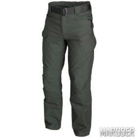Тактические брюки Canvas UTP Jungle Green