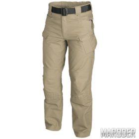 Тактические брюки Canvas UTP Khaki обзор