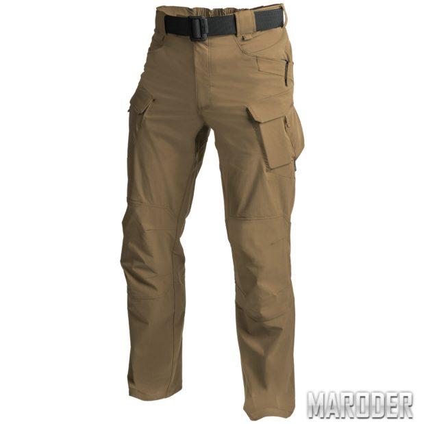 Тактические брюки OTP Mud Brown