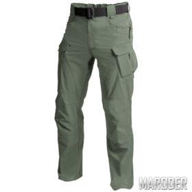 Тактические брюки OTP Olive Drab штаны хеликон обзор