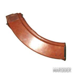 Магазин 5.45х39 на 45 патронов бакелит рыжий РПК