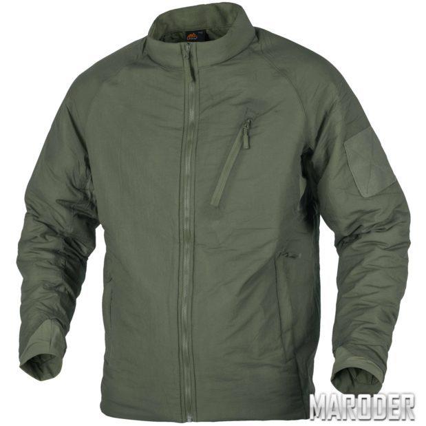 Зимняя куртка Wolfhound Light Insulated Alpha Green