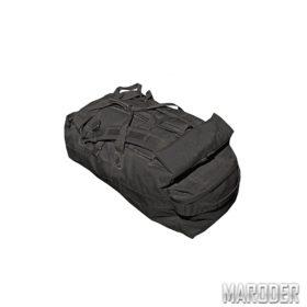 Британская транспортная сумка-рюкзак черная