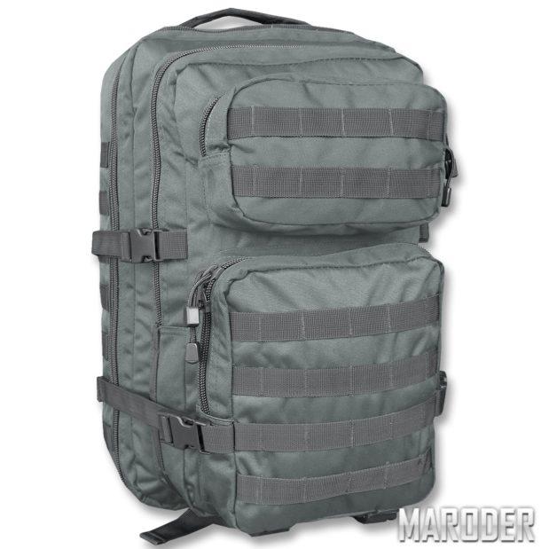 Рюкзак тактический 20 литров urban grey