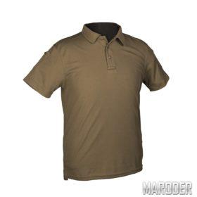 Тактическая футболка Polo олива olive