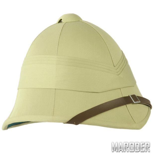 Британский тропический пробковый шлем