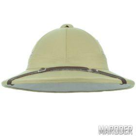 Французский тропический пробковый шлем