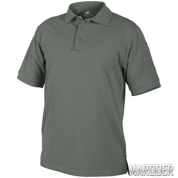 Футболка Polo UTL Foliage Green хеликон