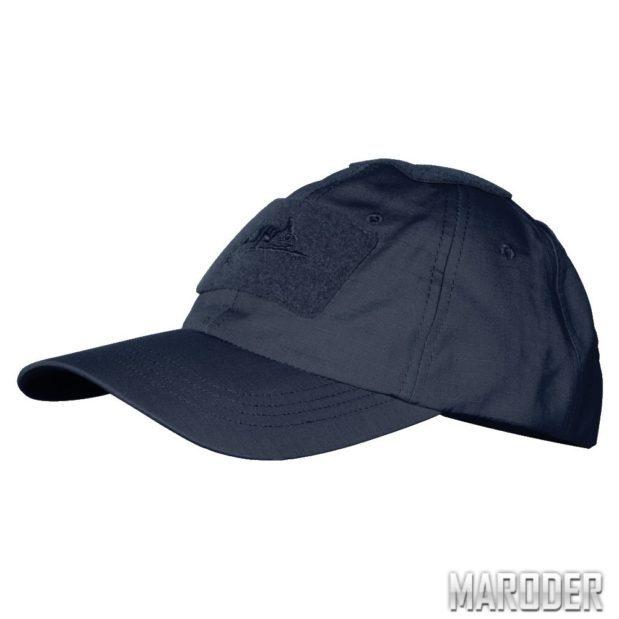 Бейсболка PolyCotton Ripstop Navy Blue