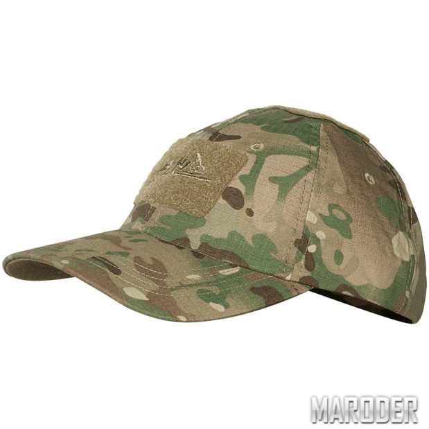 Бейсболка Cotton Ripstop Multicam хеликон Helikon