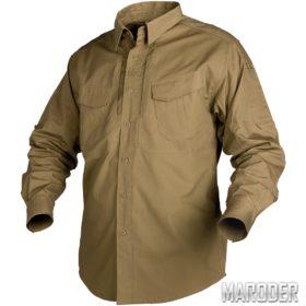 Рубашка тактическая Defender Long coyote