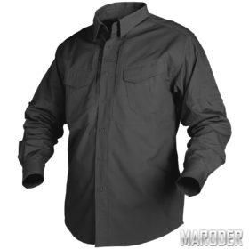 Рубашка тактическая Defender Long черная