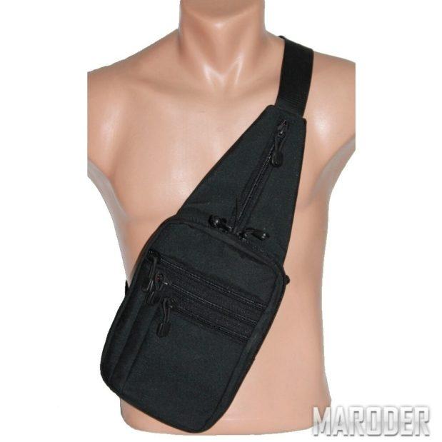 Сумка-кобура для скрытого ношения пистолета А33 левосторонняя
