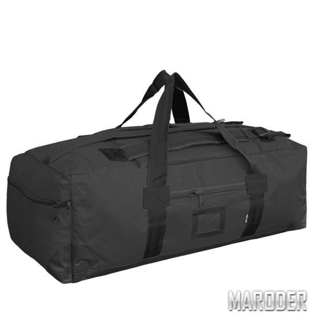 Транспортная сумка-рюкзак черная