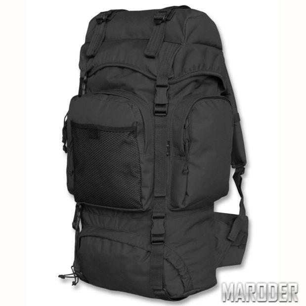 Рюкзак COMMANDO черный
