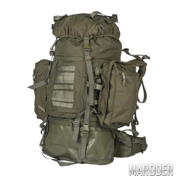 Рюкзак рейдовый 100 литров олива. Tessar