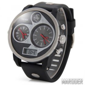 Часы мужские Skmei 1033 Pointer RED