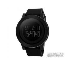 Часы спортивные Skmei DG1142 Black обзор китайских часов