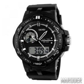 Часы мужские тактические Skmei 1070 Black