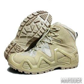 Ботинки ALLIGATOR 33 Хаки. Garsing