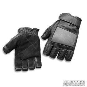 Перчатки беспалые штурмовые security
