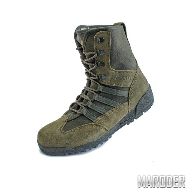 Тактические ботинки SHARK олива