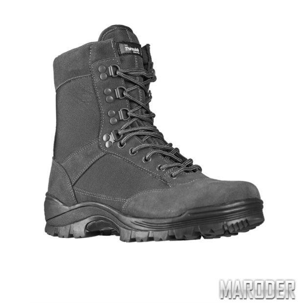 Ботинки TACTICAL SIDE ZIP YKK Urban Grey