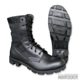 Ботинки тропические черные из Cordura