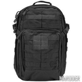 Тактический рюкзак RUSH 12 черный