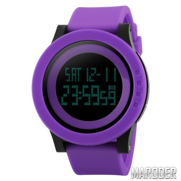 Часы спортивные Skmei DG1142 Purple