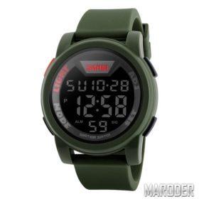 Часы спортивные Skmei DG1218 Army Green