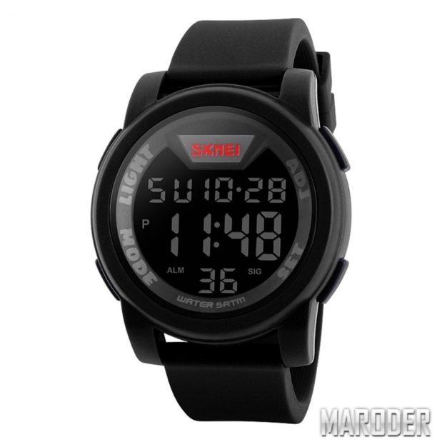 Часы спортивные Skmei DG1218 Black