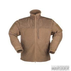 Куртка флисовая ELITE FLEECE JACKE HEXTAC DARK COYOTE