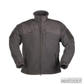 Куртка флисовая ELITE FLEECE JACKE HEXTAC Urban Grey серая