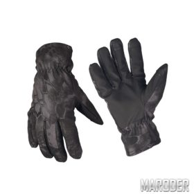 Перчатки сенсорные зимние SOFTSHELL THINSULATE Kryptek Typhon