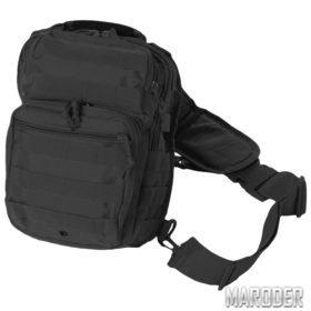Рюкзак однолямочный ONE STRAP ASSAULT Черный обзор милтек