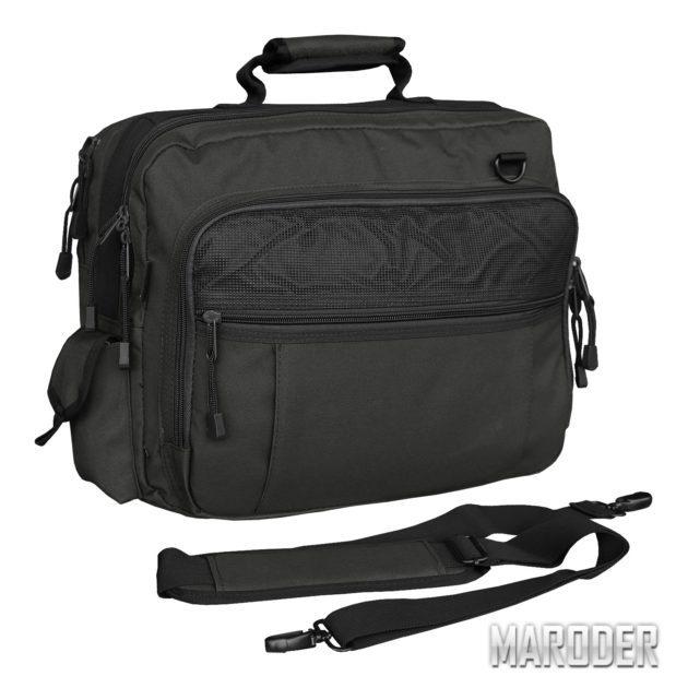 Сумка-рюкзак АВИАТОР черная