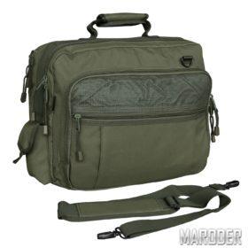 Сумка-рюкзак АВИАТОР олива