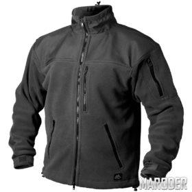 Флисовая куртка CLASSIC ARMY FLEECE черная