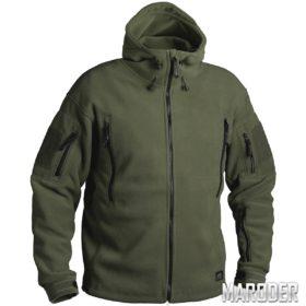 Флисовая куртка PATRIOT Olive