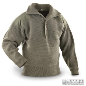 Австрийский горный свитер изготовлен из 100% верблюжей шерсти