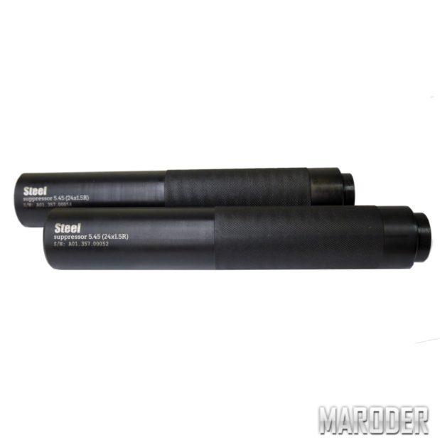 Глушитель для АК74. 5.45 24x1.5 Rh Gen II