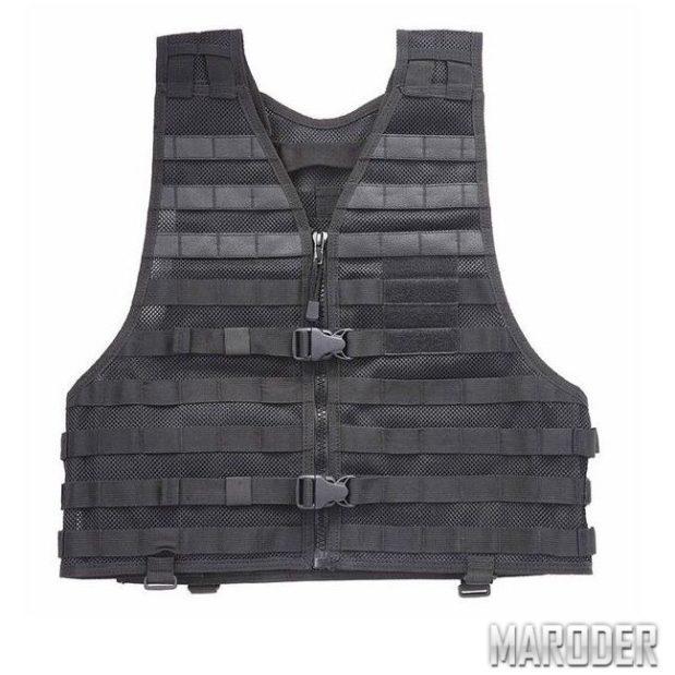 Разгрузочный жилет 5.11 Tactical VTAC LBE Tactical Vest Black