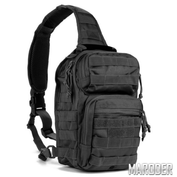 Рюкзак однолямочный Red Rock Rover Sling. Black