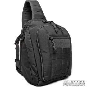 Рюкзак однолямочный Red Rock Mavrik S.08 Черный